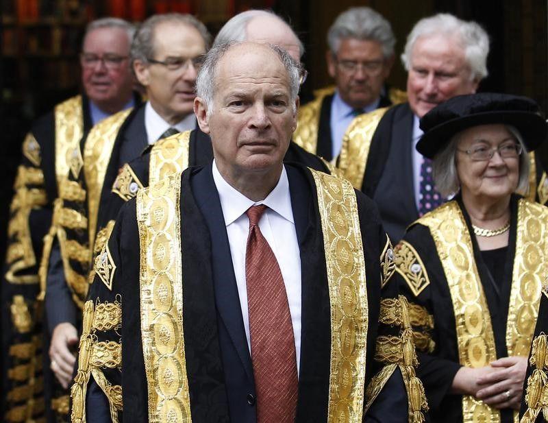 Le président de la Cour suprême britannique répond aux critiques sur le Brexit