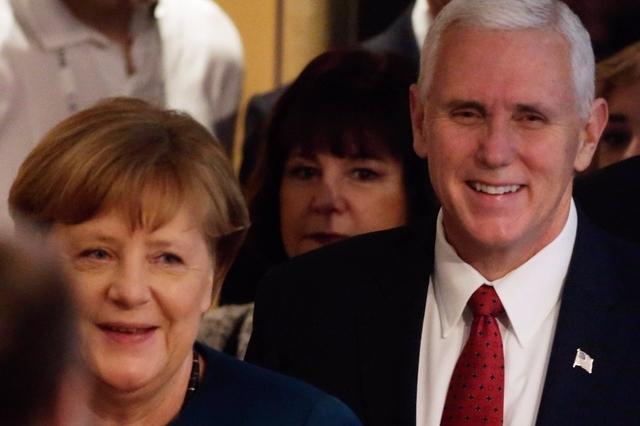 Plaidoyer de Merkel contre le repli sur soi