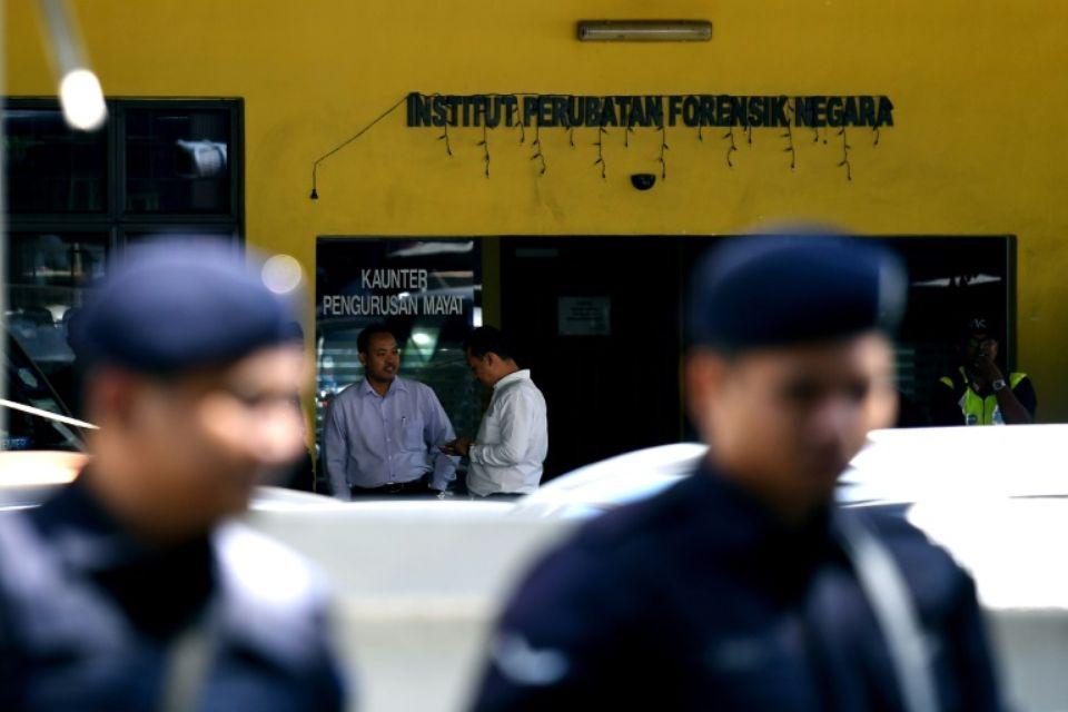 Malaisie: l'agent neurotoxique VX découvert sur le cadavre de Kim (police)