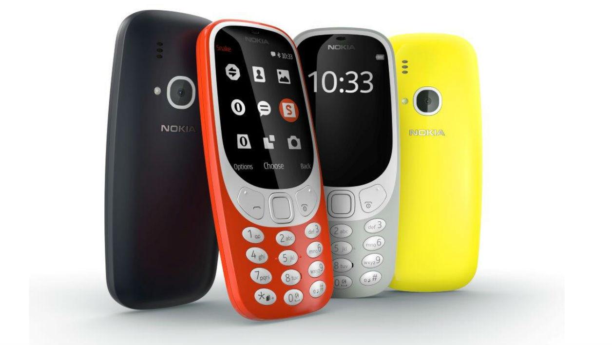HMD lance des smartphones Nokia et modernise le 3310 à 49 euros