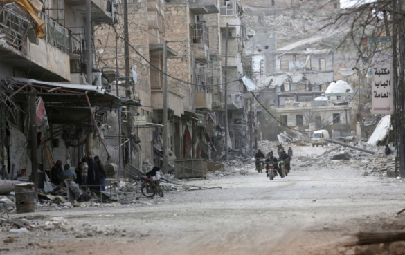 Syrie: les Russes ont bombardé par erreur des alliés de la coalition
