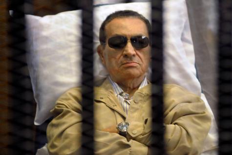 L'ex-président égyptien Moubarak blanchi pour la révolte de 2011