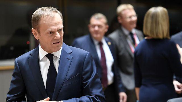Donald Tusk réélu: Varsovie bloque le sommet de l'Union européenne