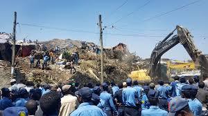 Ethiopie: un immense éboulement dans une décharge fait au moins 30 morts
