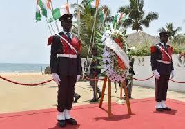 Côte d'Ivoire: inauguration d'une stèle un an après l'attaque de Grand-Bassam