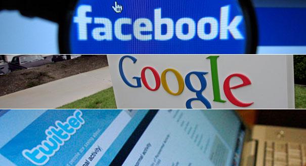 L'UE demande des améliorations à Facebook, Twitter et Google