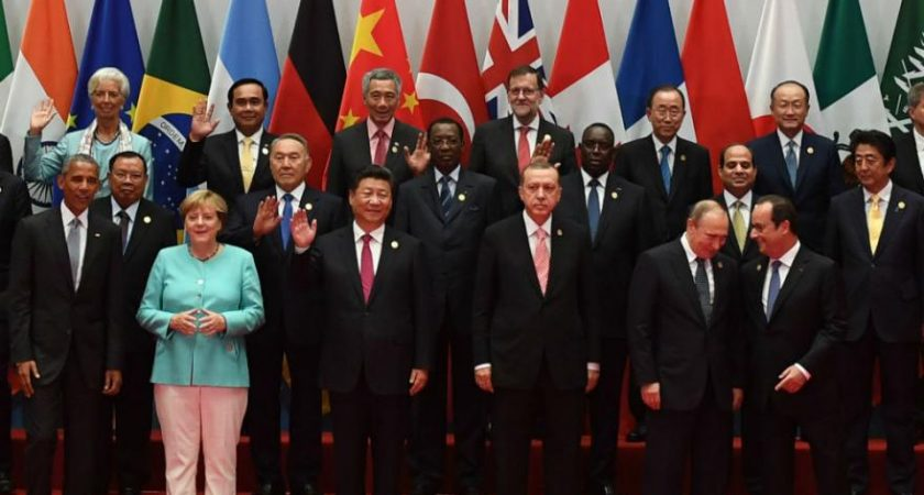 Le G20 s'oppose aux Etats-Unis sur le commerce et le climat