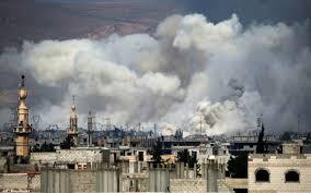 Syrie: violents combats à Damas après une attaque surprise d'insurgés