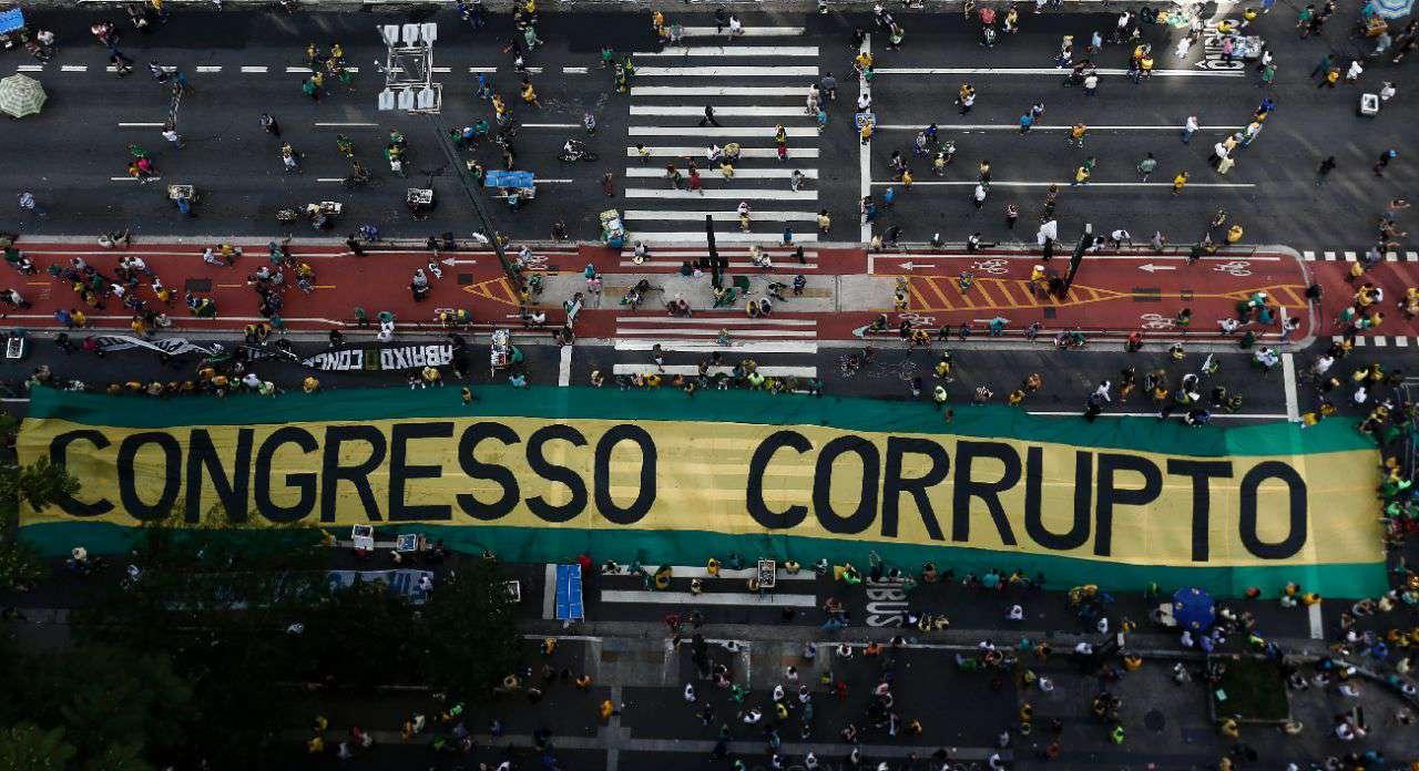 Brésil: l'argent de la corruption récupéré pour payer des retraités