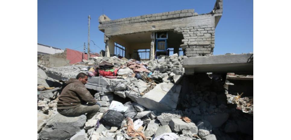 L'Irak enquête sur la mort de civils dans des frappes anti-EI à Mossoul