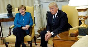 Trump aurait présenté une facture de USD 375 milliards à Angela Merkel