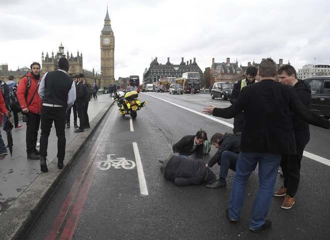 Aucune preuve de lien entre l'auteur de l'attentat de Londres et des groupes jihadistes (police)