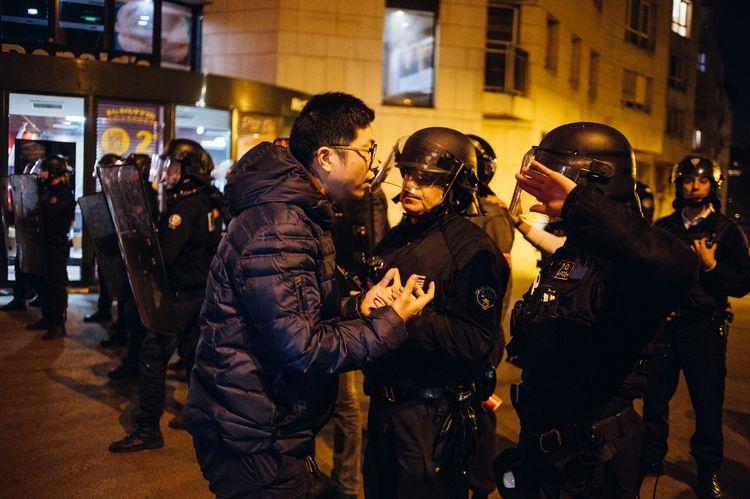 Chinois tué par la police: Pékin demande à Paris de protéger ses ressortissants