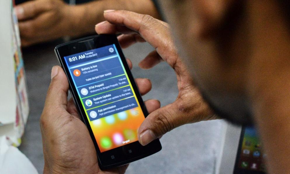 Croissance de 18% par an du c.a. généré par les applications mobiles (étude)
