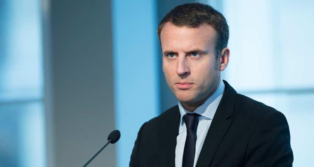 Macron juge Fillon incapable de mener son projet économique