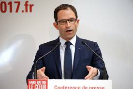 """Hamon déplore le choix de Mélenchon et cible """"l'imposture"""" Le Pen"""