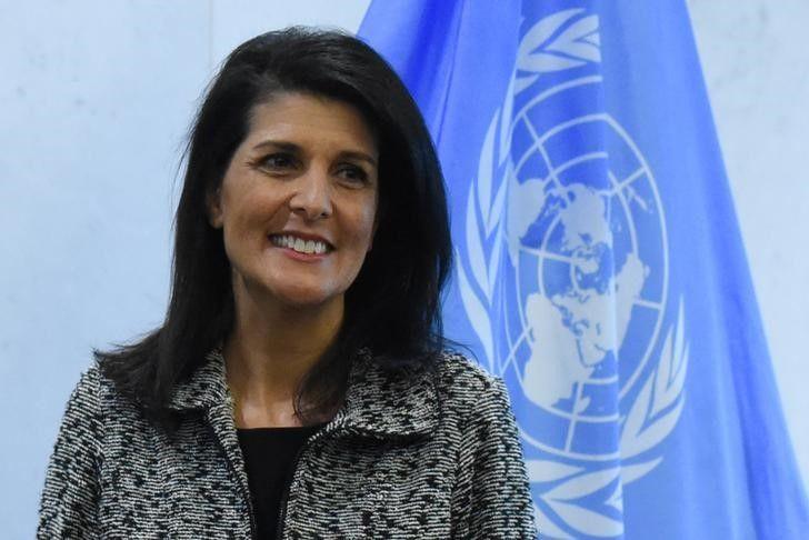 """Syrie: le départ d'Assad n'est """"plus une priorité"""" pour les Etats-Unis, selon son ambassadrice à l'ONU"""