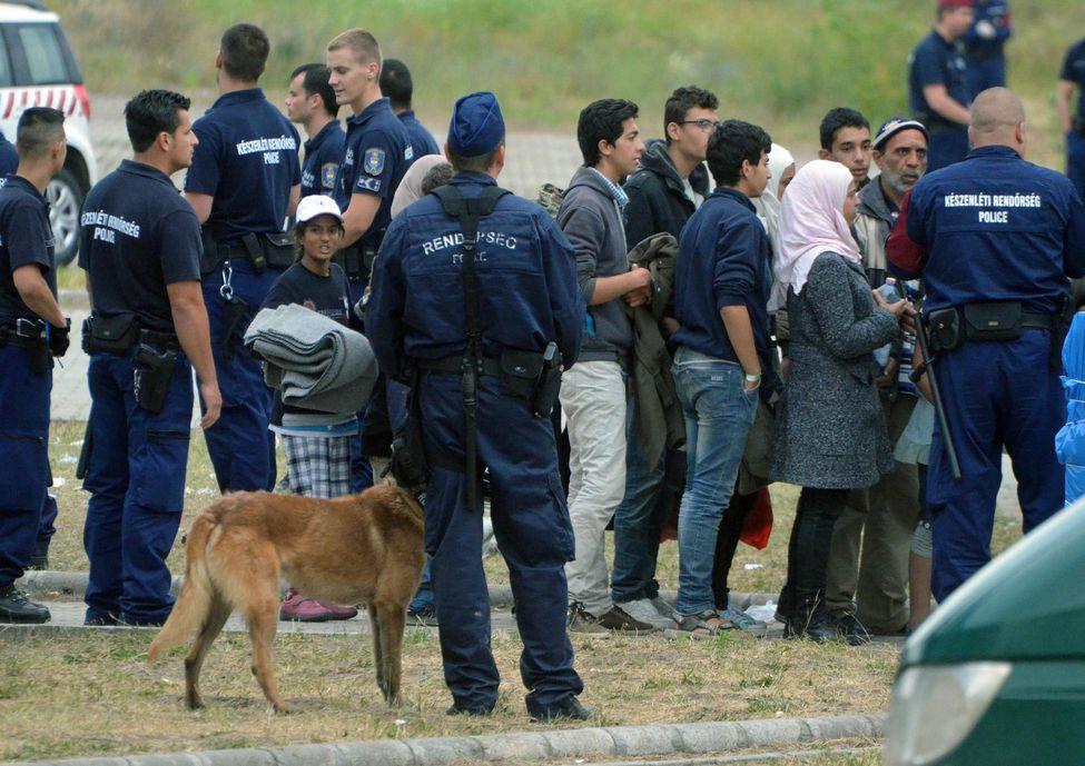 GB: 7 personnes inculpées pour l'agression raciste d'un jeune réfugié