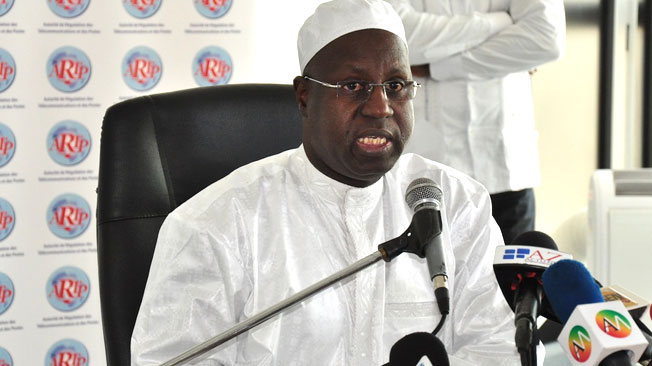Abdou Karim Sall, DG de ARTP Sénégal
