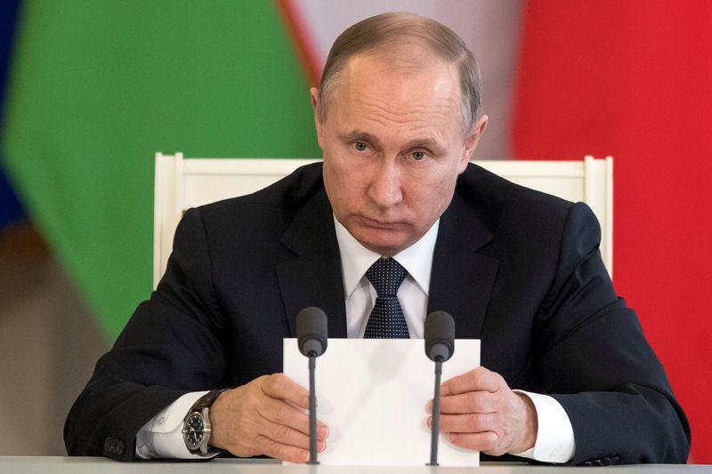 Poutine dénonce des accusations infondées sur le raid syrien