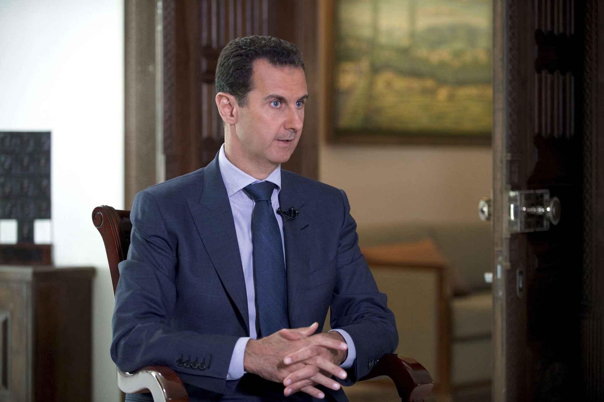 """Syrie: les frappes américaines, un acte """"irresponsable"""" et """"idiot"""" (présidence)"""