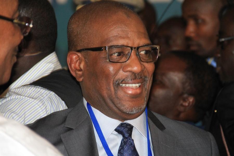 Abdallah Boureima, le nouveau président de la commission de l'Uemoa