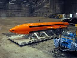 Afghanistan: les caractéristiques de la gigantesque bombe américaine