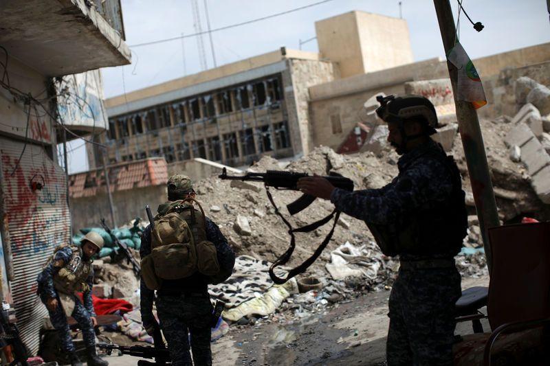 Les forces irakiennes lancent un nouvel assaut à Mossoul-Ouest