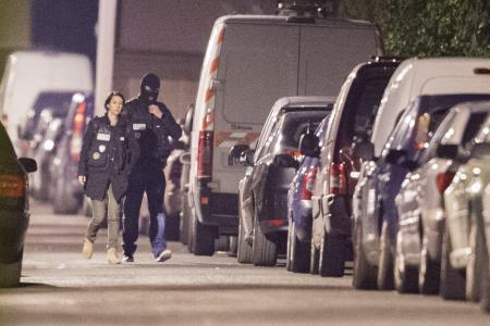 Opération antijihadiste à Barcelone en lien avec les attentats de Bruxelle