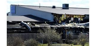 Suède: une mosquée ravagée par un incendie probablement criminel