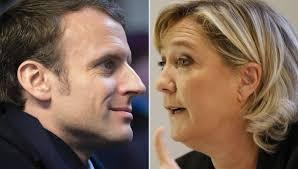 Virulente passe d'armes entre Macron et Le Pen sur la sortie de l'euro