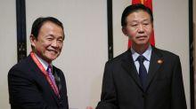 Tokyo et Pékin s'emploient à relancer leurs relations financières