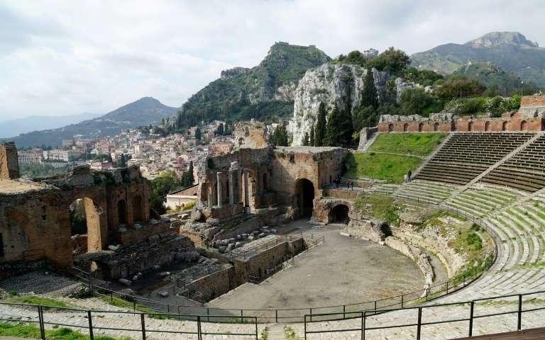 Le G7 chamboule Taormina, le joyau touristique de la Sicile