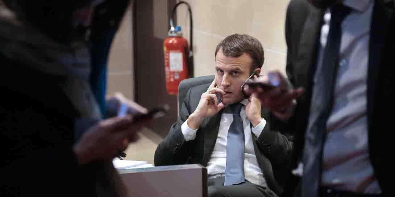 Les Etats-Unis avaient informé la France du piratage de Macron par des Russes