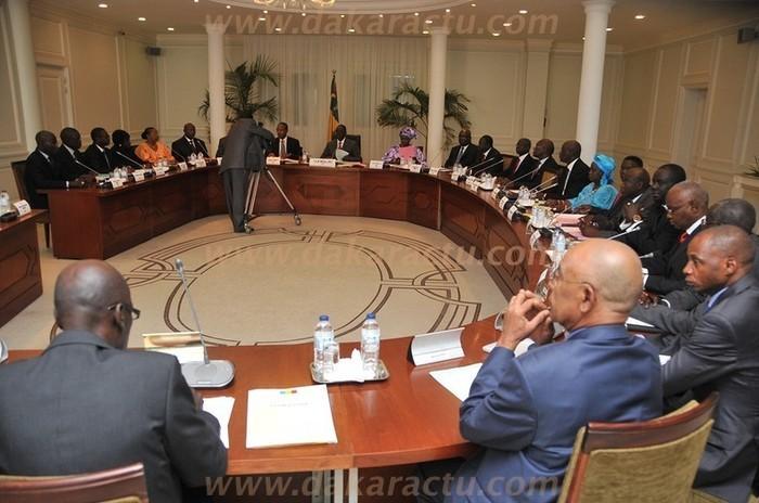 Conseil des ministres du 10 mai : l'ancien ministre de l'Intérieur Abdourahmane Sow nommé PCA