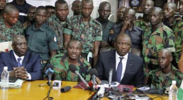 Côte d'Ivoire : les mutins qui ont ébranlé le pays en janvier renoncent à leurs revendications financières