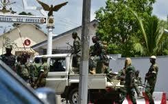 """""""L'Argent ou la mort"""": reprise des mutineries en Côte d'Ivoire"""