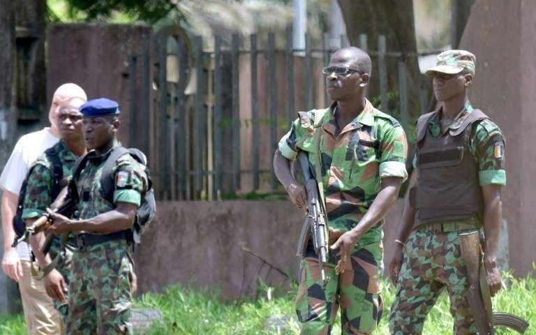 Six blessés à Bouaké, deuxième ville de Côte d'Ivoire contrôlée par des mutins
