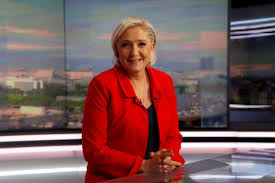 Marine Le Pen candidate aux législatives dans le Pas-de-Calais