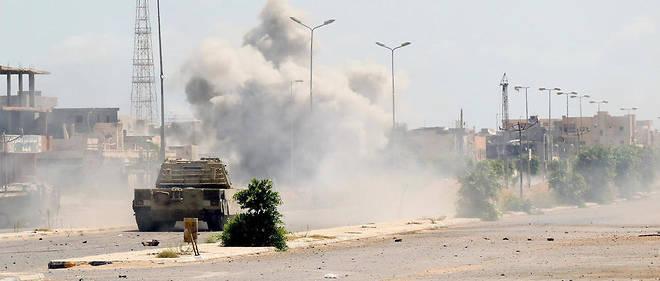 Libye: 141 morts dans une attaque contre une base militaire dans le sud