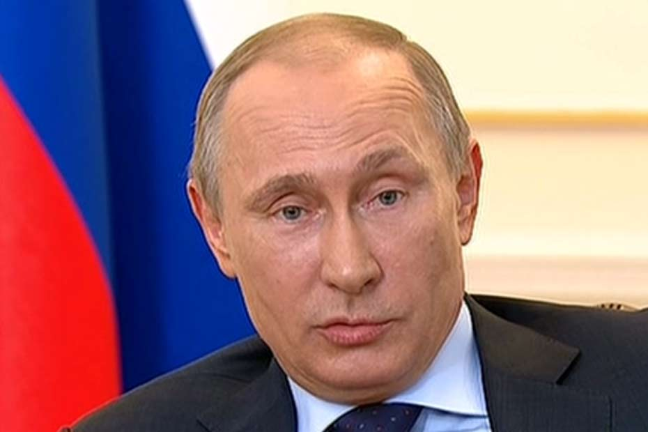 Macron recevra Poutine lundi prochain à Versailles