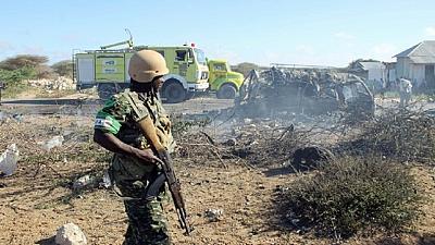Kenya: un nouvel engin piégé des shebab tue 5 policiers