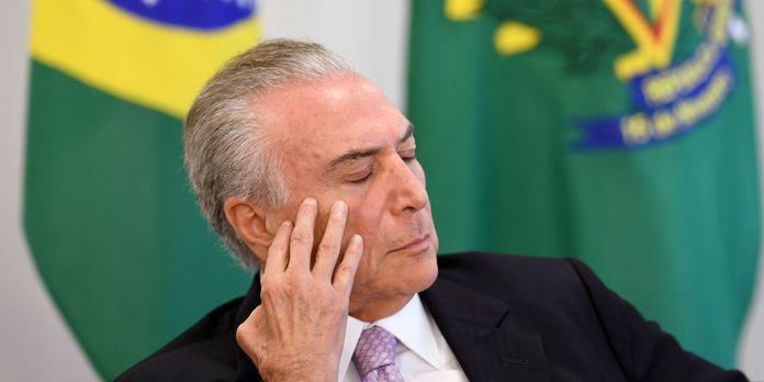 Brésil: Temer persiste et signe malgré la crise politique