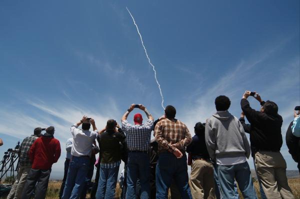 Pentagone: succès d'un test d'interception de missile balistique intercontinental