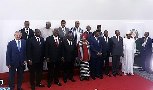 La stabilité régionale au coeur d'un sommet ouest-africain en présence de Netanyahu
