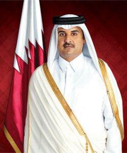L'Emir du Qatar