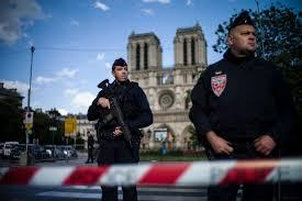 L'attaque de Notre-Dame est a priori un acte isolé