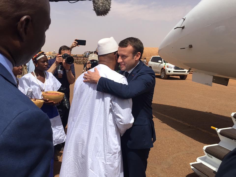 La France Afrique à l'épreuve