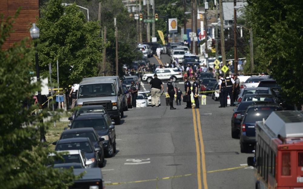 Fusillade contre des républicains du Congrès américain, le tireur décédé, selon Trump