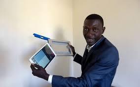 Cheikh Sène (photo AFP)